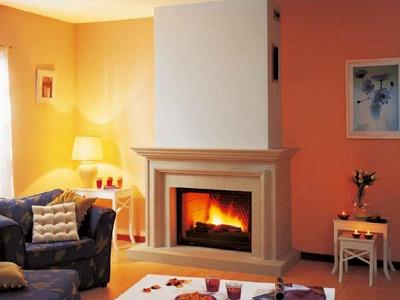 les cheminees godin chemin e godin olivet. Black Bedroom Furniture Sets. Home Design Ideas